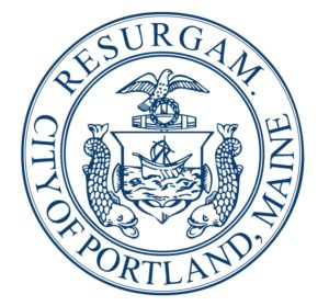 Seal of the city of portland