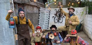 Roochie Toochie & The Ragtime Shepherd Kings