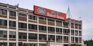 B&M Baked Beans in Portland