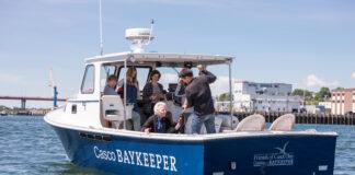 Monitoring Casco Bay