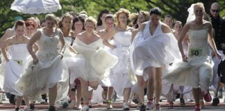 Coolidge Family Farm, Running of the Brides 5K