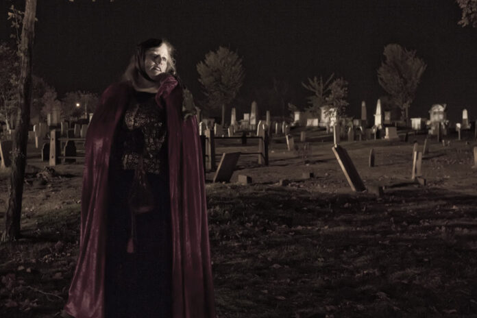 Walk Among the Shadows, Spirits Alive, Eastern Cemetery